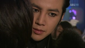 """""""I'm going to keep telling you, so listen good every day. I love you."""" – Tae Kyung"""